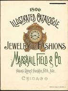 1896 Illustrated Catalogue of Jewelry and…