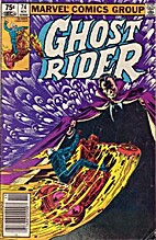 Ghost Rider by Marvel Comics