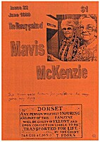The life and times of Mavis McKenzie #22 by…