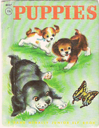 Puppies [A Rand McNally Junior Elf Book] by…