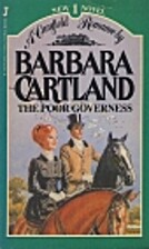 The Poor Governess by Barbara Cartland