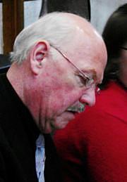 Author photo. James Bamford.  Photo by Joe Mabel, 2007.