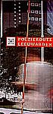 Poëzieroute Leeuwarden by Geart de Vries