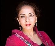 Author photo. Shilpa Agarwal, author of HAUNTING BOMBAY.