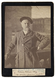 Author photo. Photographer unknown.  From <a href=&quot;http://photography.si.edu/SearchImage.aspx?t=5&id=3851&q=aaa_charscrs_4389&quot;>Smithsonian Institution, Archives of American Art</a>, Charles Scribner's Sons Art Reference Department Records, c. 1865-1957