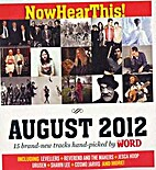 Now Hear This: August 2012