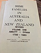 Irish families in Australia and New Zealand,…