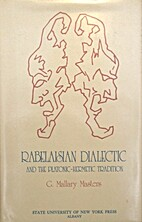 Rabelaisian dialectic and the…