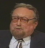 Author photo. Joseph M. Hernon, Jr. [credit: C-SPAN]