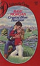 Crystal Blue Horizon by Raye Morgan