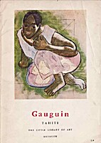 Gauguin by Henri Perruchot