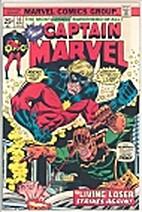 Captain Marvel 35 by Steve Englehart