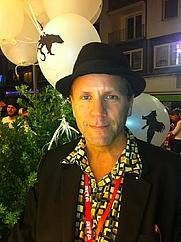 Author photo. Bjørn Melhus