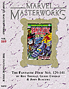 Marvel Masterworks, Volume 169: The…