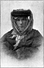 Author photo. Image from <b><i>The Mantle of the East</i></b> (1910) by Edmund Candler