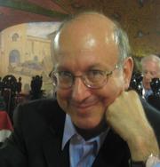 Author photo. Charles Mathes