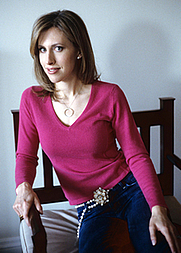Author photo. Photo by Jerry Bauer