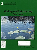Adding and Subtracting Fractions: Level Two…