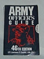The Army Officer's Guide by Lawrence P.…