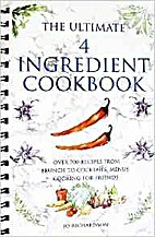 The Ultimate 4 Ingredient Cookbook (Over 700…