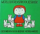 Werelddierensprookjesboek by J. van Rijn