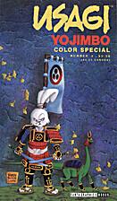 Usagi Yojimbo Color Special 3 by Stan Sakai