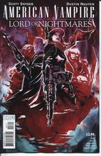 American Vampire Lord of Nightmares (Issue #…