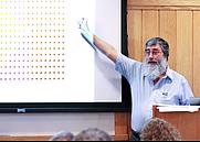 Author photo. Fernando Q. Gouvêa. Photo courtesy Mathematical Association of America.