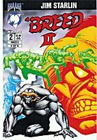 'Breed II #2 by Jim Starlin