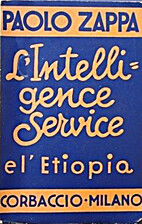 ˆL'‰Intelligence Service e l'Etiopia by…