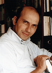 Author photo. Roland Mueller