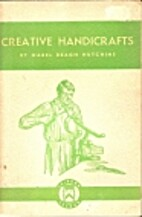 Creative Handicrafts by Mabel Reagh Hutchins