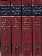 Notable Historical Trials ( in four volumes…