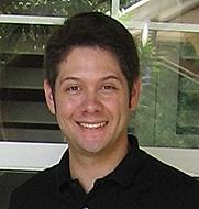 Author photo. Photo of author, taken by author's spouse.
