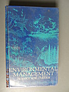 Environmental management; science and…
