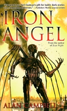 Iron Angel by Alan Campbell