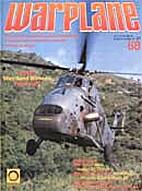 Warplane Volume 6 Issue 68 by Stan Morse