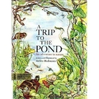 A trip to the pond; an adventure in nature…