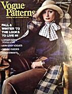 Vogue Patterns, 1973 October/November by…