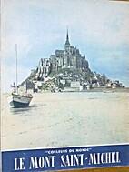 Le Mont Saint-Michel by Nicolas Goujon