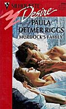 Murdock's Family by Paula Detmer Riggs