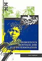 Patrimonio Indígena y Autodeterminación by…