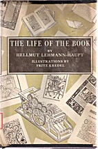 The Life of the Book by Hellmut…