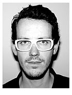 Author photo. Joachim Baan — anothercompany. graphic designer, art director and photographer