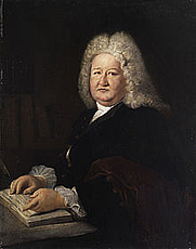 Author photo. Maturin Veyssière La Croze (1661-1739)