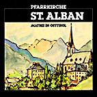 Pfarrkirche St. Alban. Matrei in Osttirol by…