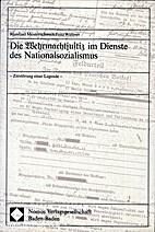 Die Wehrmachtjustiz im Dienste des…