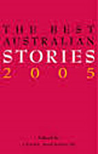 The Best Australian Stories 2005 by Frank…