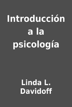 Introducción a la psicología…