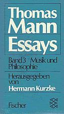 Essays III. Schriften über Musik und…
